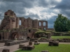 the Kaisertherme in Trier